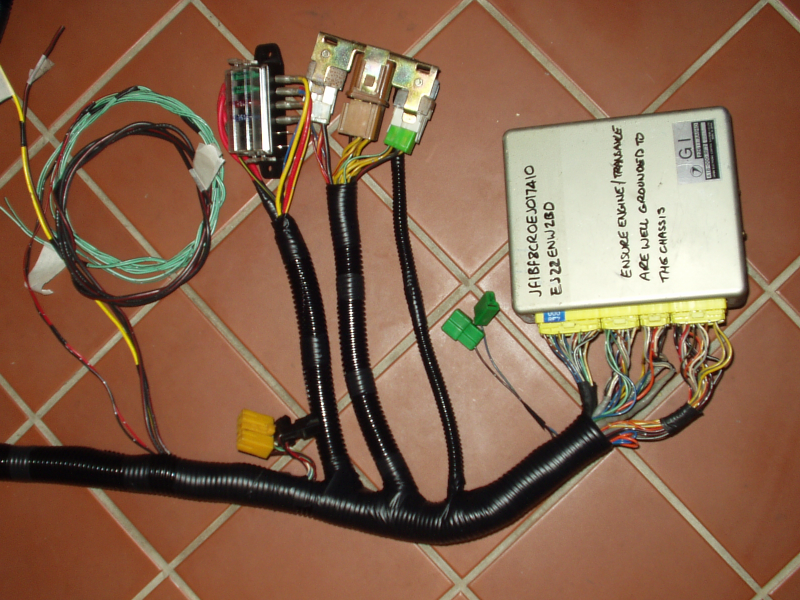 wire harness building 3 wire molex wire harness harness building #8